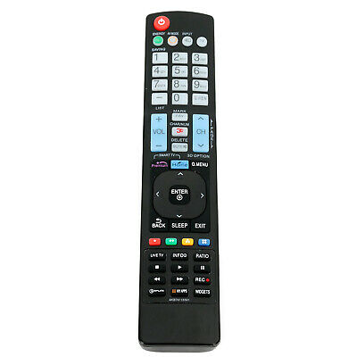 New AKB74115501 Replaced Remote Control for LG TV 19LH20 19LD340-ZA 19LD341-ZB