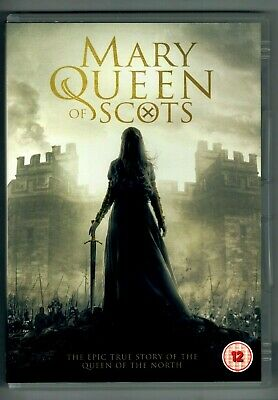 mary queen of scots dvd f7a