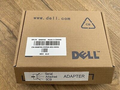 Dell Perc H810 6GB/s PCI-Express 2.0 SAS RAID Controller BRAND NEW - NEVER USED