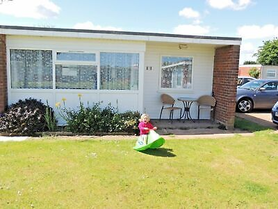 4 BERTH CHALET FOR RENT HEMSBY, NORFOLK NR GT YARMOUTH 31 AUG - 7 SEPT  1 week