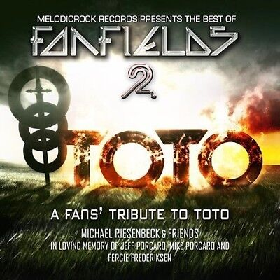Fanfields 2: Fans Tribute To Toto [New CD] Ltd Ed, Australia - Import