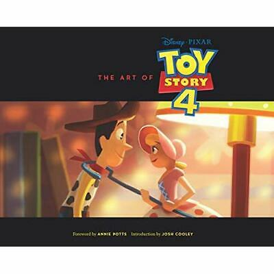 Art of Toy Story 4 - Hardback NEW Cooley, Josh 01/05/2019