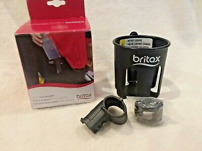 Britax Adult Cup Holder- Black