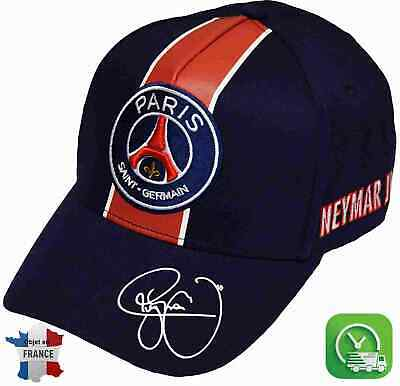 05871c618b Casquette PSG Taille L- NEYMAR Jr - Collection officielle PARIS SAINT  GERMAIN -