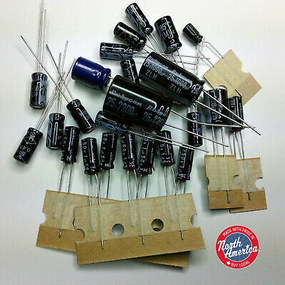 Johnson Viking 4740 electrolytic capacitor kit 242-4740