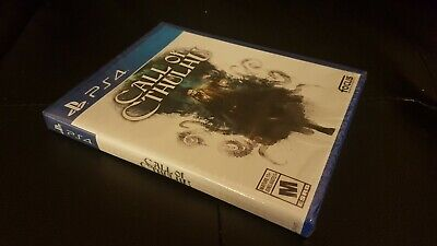 Call Of Cthulhu [PS4] [PlayStation 4] [2018] [Brand New Factory Sealed!]