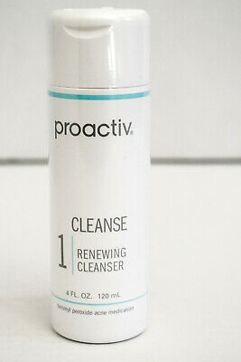 PROACTIV Solution Cleanse Renewing Cleanser Step 1 - 4oz /120mL - Exp 2020