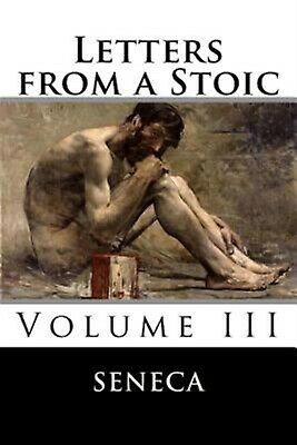 Letters from a Stoic by Seneca -Paperback