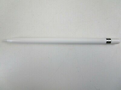 Apple Genuine Pencil Stylus for iPad Pro - White (A1603 | MK0C2AM/A) AS-IS!