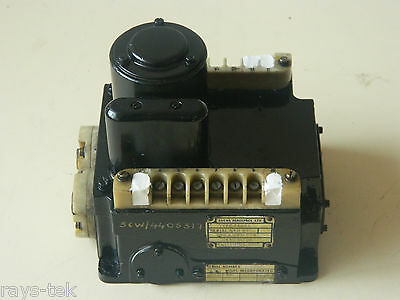 Rotax Generator Switching Unit, Wessex helicopter, Aircraft No. XV762 [1R10B]