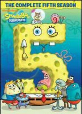 Spongebob Squarepants: Complete Fifth Season New Dvd