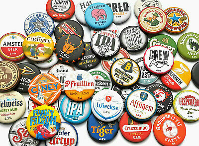 'Beer Badges' for The Sub and Sub Compact by Button Zombie