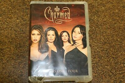 "Charmed"" Season One - Four DVD 24 Disc Set NEW (Dmg Case)"