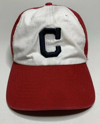 c40d39966 CLEVELAND INDIANS FRANCHISE '47 Brand Fitted Cap Unstructured Navy ...