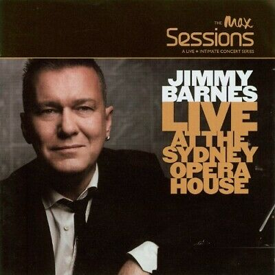 Jimmy Barnes - Max Sessions-Live At The Opera House * New Cd