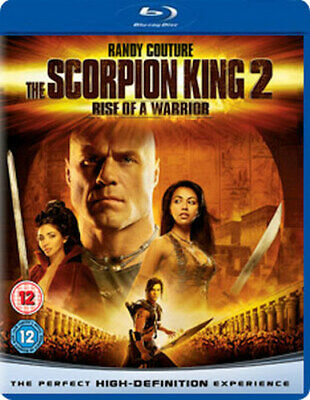 The Scorpion King 2 - Rise Of A Warrior Blu-Ray [Uk] New Bluray