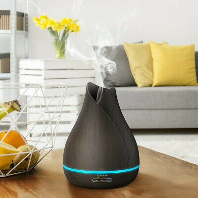 500ml Essential Oil Diffuser with Ultra-Quiet Technology Ultrasonic Aroma Diffu