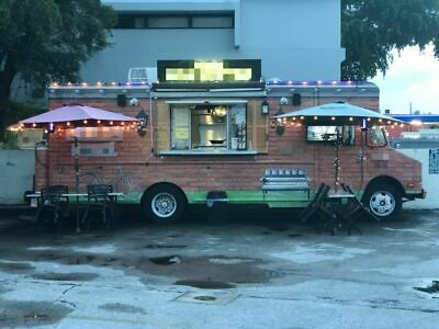 GMC Food Truck Kitchen Truck for Sale in Florida!!!