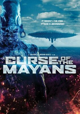 Curse Of The Mayans New Dvd