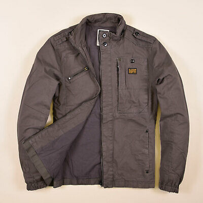 G-Star Herren Jacke Jacket Gr.S New Work Dean Braun, 67872
