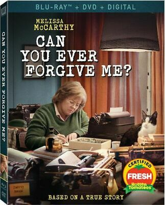 Can You Ever Forgive Me New Bluray