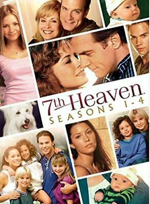 7th Heaven: The Complete First, Second, Third & Fourth Season Collection DVD