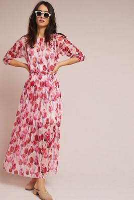 054e8c7b0f1c Nwt Anthropologie Eva Franco Allie Maxi Dress- Size Xs