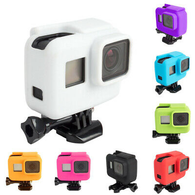 Silicone Protective Case Camera Wear-resistant For Gopro Hero New High Quality