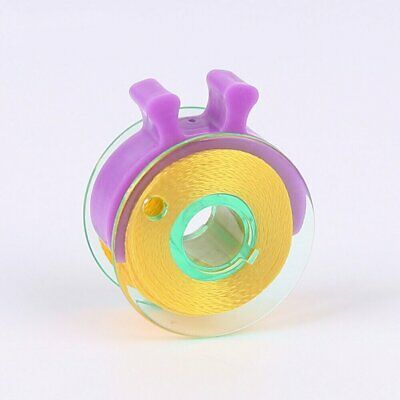 @_48pcs / pack sewing bobbin case small clips sewing tool accessory