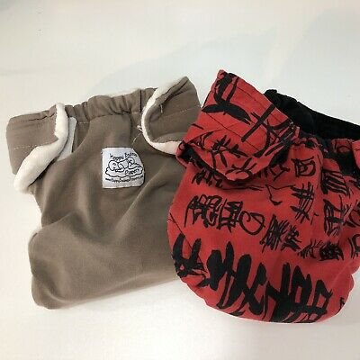 Happy Endings  Pull on Reusable Cloth Diapers