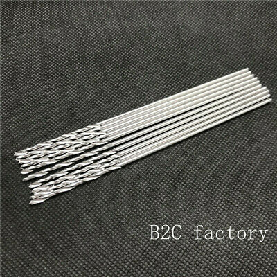 10pcs/set 150mm High Quality stainless steel drill bits orthopedics Instruments