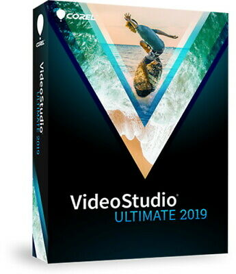Corel VideoStudio Ultimate 2019 1pc Win License GST Inv.