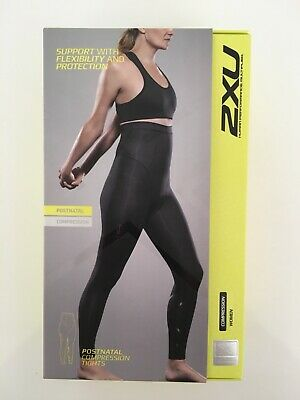 2XU Postnatal Women's Compression Tights (Size L) BRAND NEW - RRP $199.99