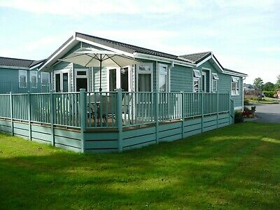 2 Bedroom Holiday Lodge with Master Ensuite - Set in Rural East Devon. REDUCED !