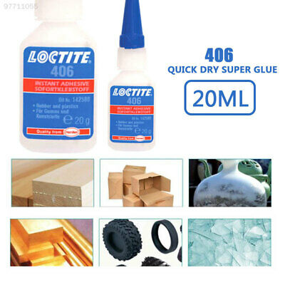 7941 Ee48 Brand New Loctite 406 Insant Adhesive Super Glue 20G Sale
