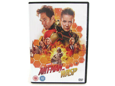 Ant Man And The Wasp DVD 2018 Paul Rudd Ant-Man Avengers MCU