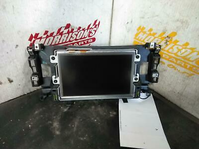 LAND ROVER DISCOVERY SPORT OEM  Info Screen,dash mounted,2017,19D0411