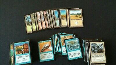 Portal Second Age w/ lands COMPLETE SET Magic the Gathering Near Mint Condition