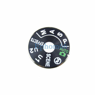 New Function Dial Mode Plate Interface Button for Nikon D7200 Digital Camera