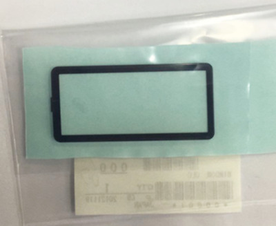 Original LCD Screen Top Small Outer Glass Protector Window For Canon 5D III 5D3