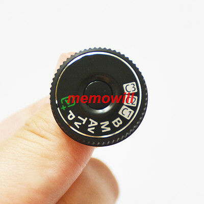 Function Dial Mode Plate Nameplate Cap Cover Button for Canon 5D Mark III 5D3