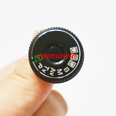 New Function Dial Mode Plate Nameplate Cap Cover Button for Canon EOS 6D