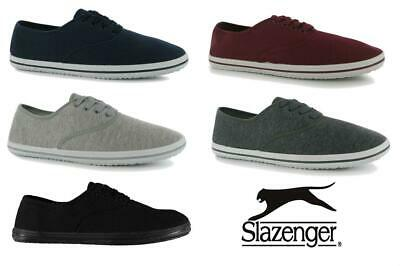 *SALE* Slazenger Mens Canvas Shoes pumps  UK 7-11 Plimsolls casual trainers daps