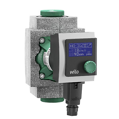Wilo 4216612 High-Efficiency Pump Stratos Pico 25/1-4 180mm with Thermal