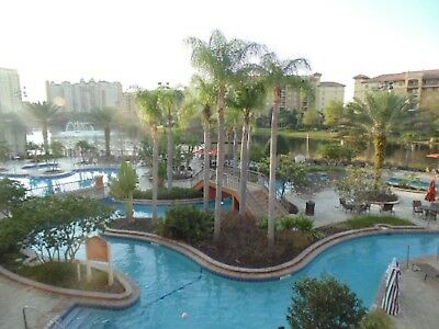 WYNDHAM BONNET CREEK (2) BEDROOM DELUXE CONDO; 7/6 - 2 Nights