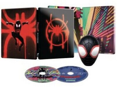 Steelbook Spiderman New Generation - blu ray 3d - blu ray - Édition Fnac