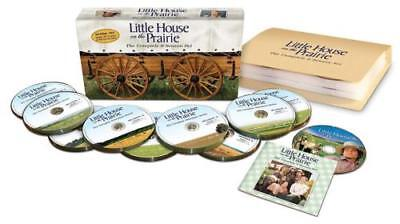 LITTLE HOUSE ON THE PRAIRIE:COMPLETE SERIES (DVD, 2011, 55-Disc.BOX SET)