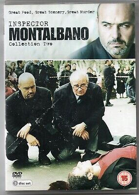 Inspector Montalbano Collection Two (3-Disc) DVD Box Set