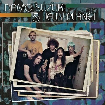 Damo Suzuki /  Jelly Planet - Damo Suzuki & Jelly Planet New Vinyl