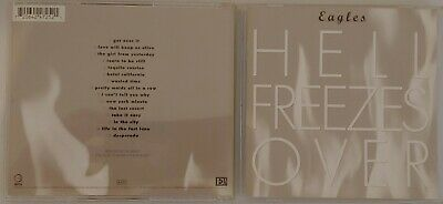 Hell Freezes Over (1994) by Eagles [CD - Geffen GEFD-24725]